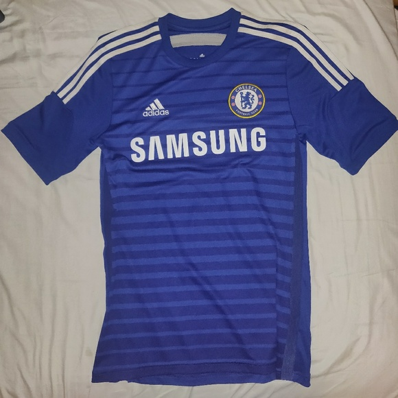 adidas Other - 2014/15 Chelsea FC Home soccer Jersey
